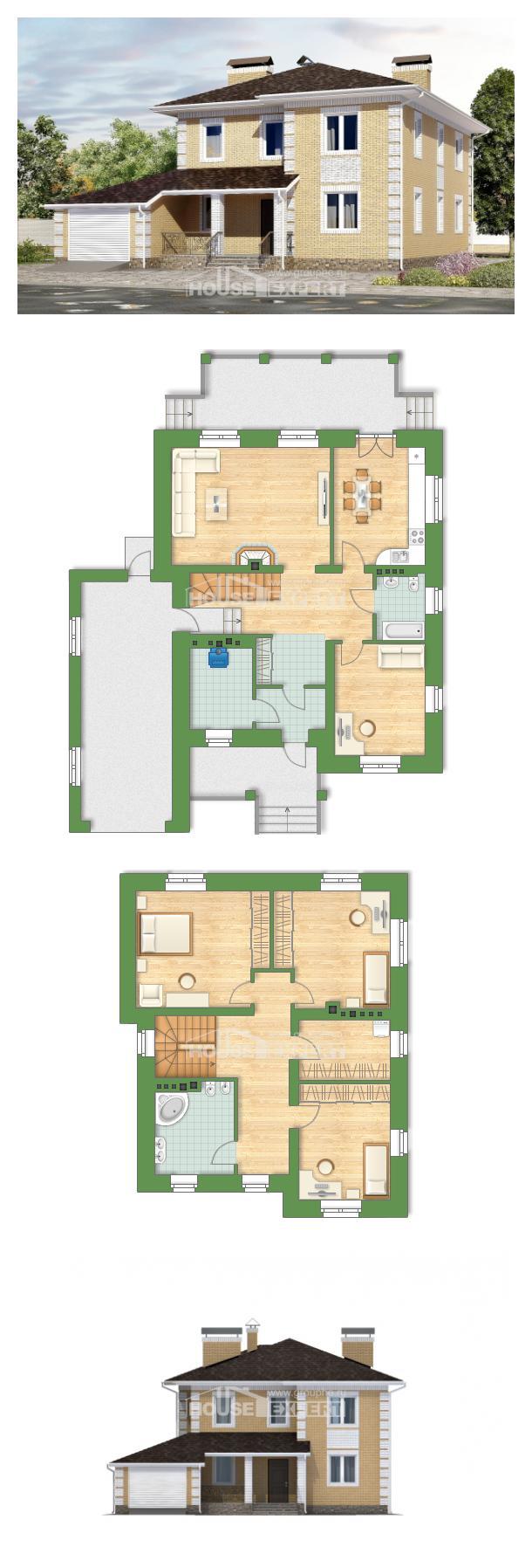 Проект дома 220-006-Л | House Expert