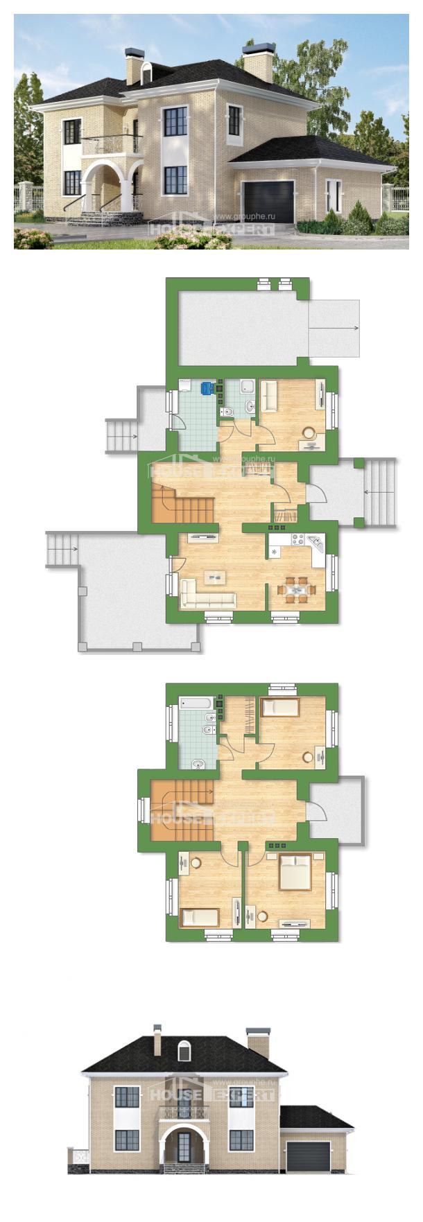 Проект дома 180-006-П   House Expert